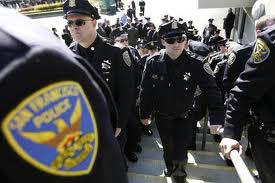Cops in unions earn more | San Francisco Police Officers