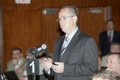 Jim Christie is president of the Ontario Provincial Police Association (OPPA)