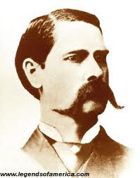Turns out it was legendary lawman Wyatt Earp who coined the famous saying.