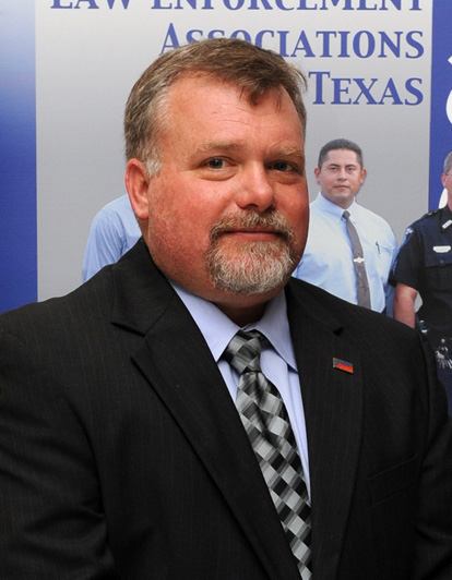 Todd Harrison, President Combined Law Enforcement Associations of Texas (CLEAT)