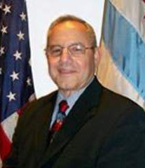 Dean Angelo Sr., a Chicago Police detective on disability leave, has been elected president of the Chicago Fraternal Order of Police. | Facebook photo