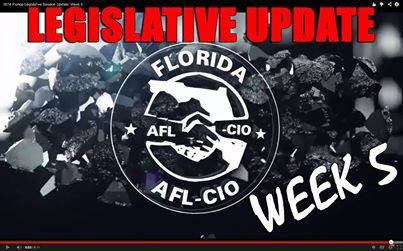 "Gail Marie Perry, from the Communications Workers of America, said, ""This plan that you're putting forth is going to put our new youth, working for the state, at risk,"" she said. ""And honestly we could call this, the Florida Legislature throws them to the wolves of Wall Street."""
