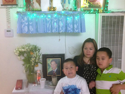 Dieu Huynh, the wife of the man shot and killed, is struggling to make sense of all of it and is overwhelmed. The widow said she does not understand why her husband of 16 years was taken so suddenly and violently.