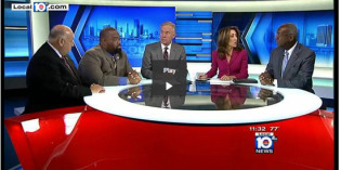 Diverse panel takes on Ferguson