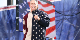 Jon Stewart's Next Act: Helping 9/11 Heroes