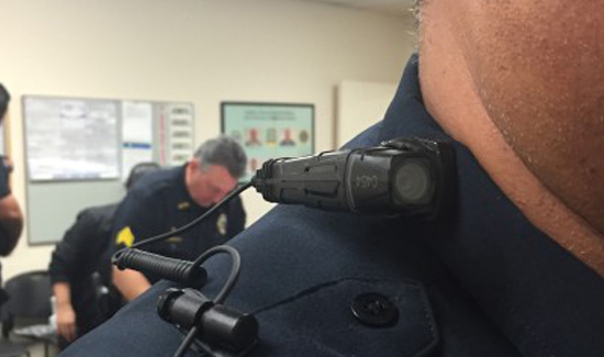 The Kauai Police Department started using body cameras in December, despite union protests.