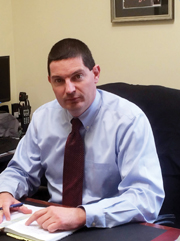 Barry Donelan is a sergeant and president of the Oakland Police Officers' Association