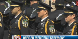 Thousands Attend National Police Week