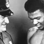 Louisville Cop Gave Ali His Start