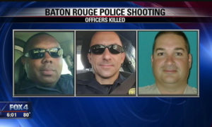 Baton Rouge Police Union: We Are Grieving