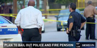 Dallas Police Pensions Facing Disaster