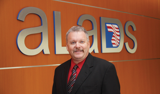 George Hofstetter is the president of the Association of Los Angeles Deputy Sheriffs (ALADS).