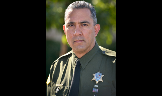 Tom Dominguez, president of the Orange County Deputy Sheriff's Association, and his team worked hard on this contract.