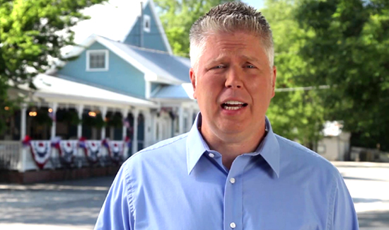 Jeff Roorda, business manager for the St. Louis Police Officers Association.