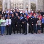 Community and Police Join in Prayer