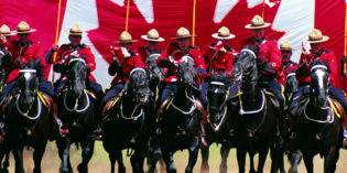 Mounties Demand a Union & Contract