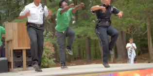 VIDEO: Dancing With the Cops?