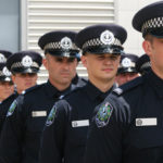 Stressed-Out Officers: Gone After Eight Years